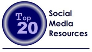 top 20 social media resources